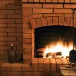 Камины из кирпича: правильное изготовление