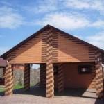 Как построить кирпичный гараж своими руками
