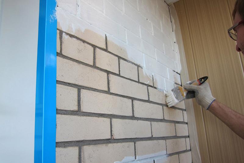 Краски фасадные для белого кирпича