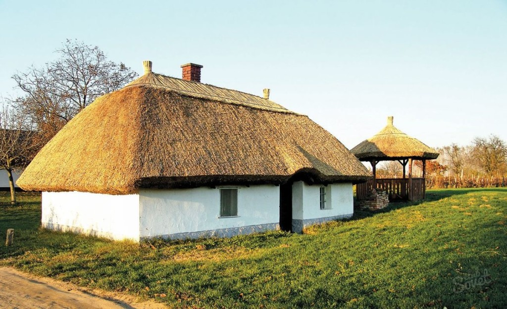Сырцовый кирпич - отличный материал для сельских построек