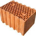 Стеновой керамический блок