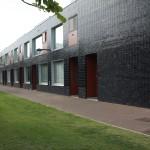 Отделка фасадов зданий кирпичом с поверхностным глазурованием