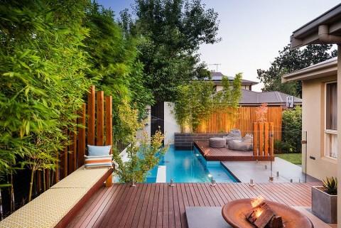 Рядом с деревьями можно строить только наземный бассейн