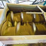 Перемешивание и дробление глины