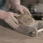 Ручная формовка кирпича