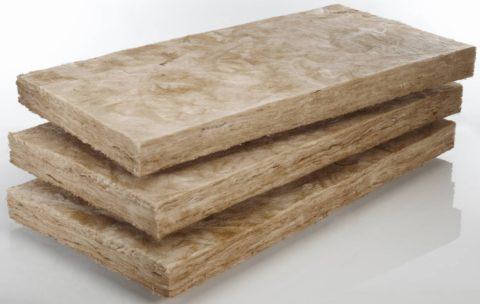 Минеральная (базальтовая) вата