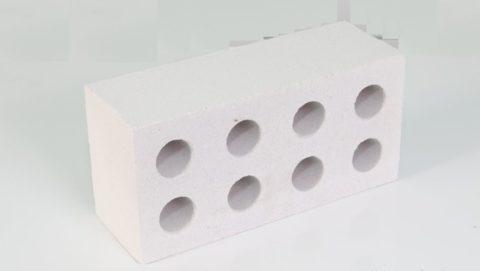 Пустотелый силикатный кирпич