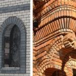 Архитектурные возможности кирпича керамического
