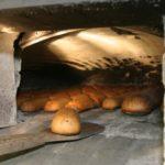 Большая печь для хлеба