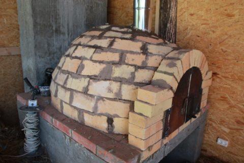 Мини-печка для хлеба
