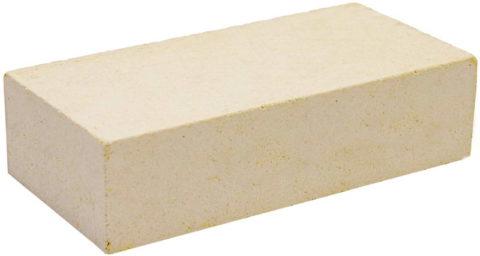 Полнотелый силикатный кирпич, фото