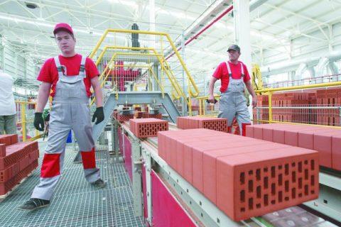 Завод по выпуску клинкерного кирпича