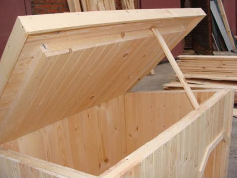 Подъемная конструкция крыши конуры