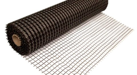 Полимерная сетка - лучшая замена стальной