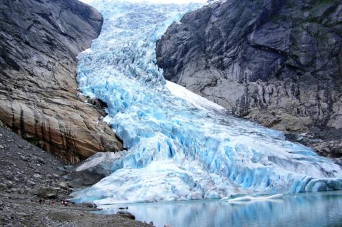 Древний ледник тоже способствовал образованию месторождений глины
