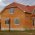 Готовый дом из теплой керамики