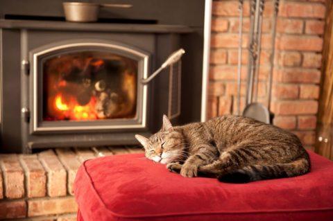 Хорошая печь, это уютный дом