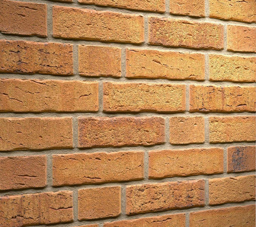 Стена кирпичиком своими руками