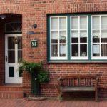 Красивая облицовка фасада в баварском стиле