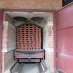 Печь для обжига тоннельная