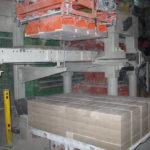 Пресс для изготовления силикатного кирпича