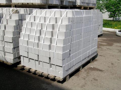 Упаковка продукции, складирование