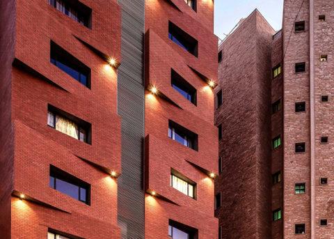 Возможности кирпичной архитектуры велики