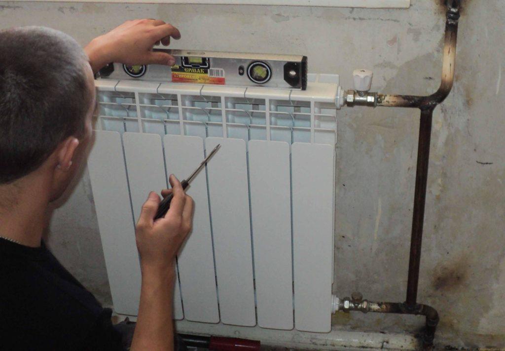 Соседи могут умудриться затеять ремонт отопления зимой