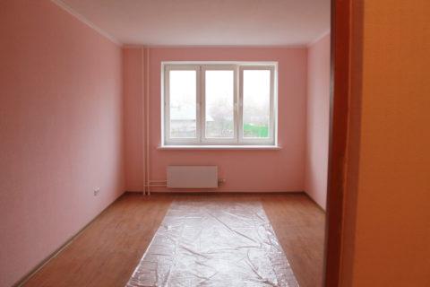 Чаще всего в таком состоянии вам передают дом или квартиру строители