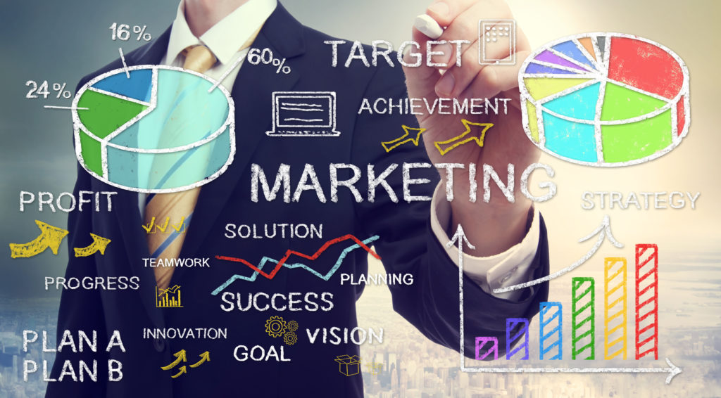 marketing plan developing strong brands