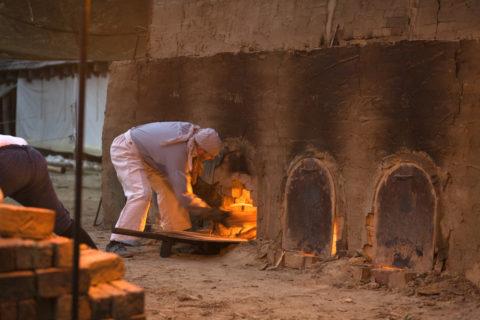 Обжиг кирпича керамического в кустарных условиях