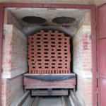 Тоннель к печи для обжига