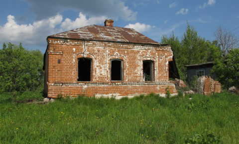 Сохранившееся строение 19 века