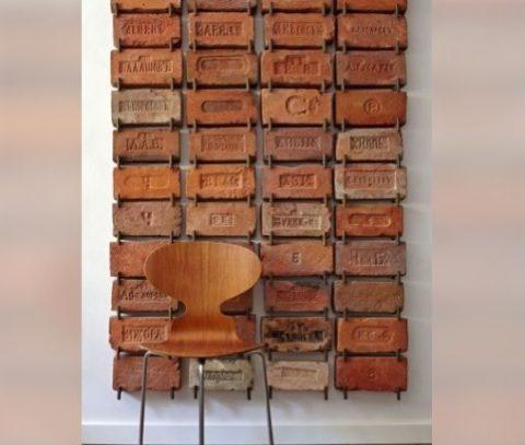 «Брикофилия» - коллекционирование старинных кирпичей