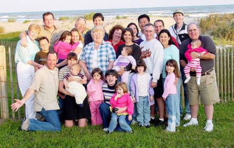 Чем больше семья, тем больше должна быть площадь дома