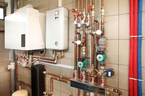 Электрокотел можно установить, но проще использовать электроэнергию напрямую для нагрева воздуха