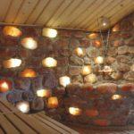 Применение природных минералов в бане