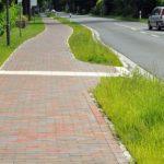 Прочность и химическая стойкость – отличное решение для городских тротуаров