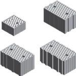 Керамические камни с разными параметрами