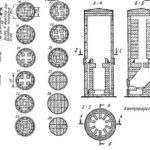 Варианты устройства круглых конструкций