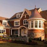 Из данного материала можно выполнить разнообразные сложные элементы дома