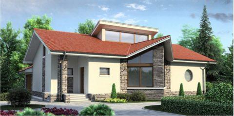 Небольшие габариты жилья очень практично спланированы