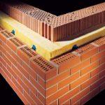 Утепление стеновых конструкций из керамики