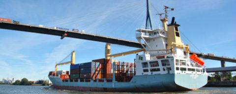Водный транспорт - один из самых дешевых видов перевозки грузов