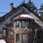 Высолы на стеновых конструкциях могут испортить внешний вид самого красивого дома