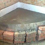 Готовое основание под камин
