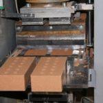 Изготовление кирпича методом полусухого прессования