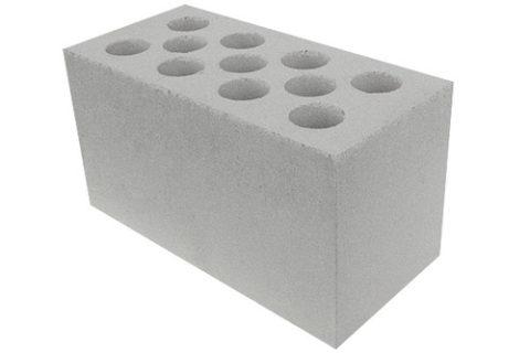 Кирпич силикатный двойной