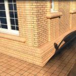 Кирпичная фигурная кладка фасадов
