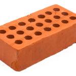 Пустотелость керамического кирпича может достигать 45%